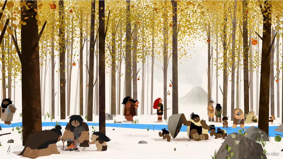 Naturnes: FirstFamily animated commercial by Studio AKA | STASH MAGAZINE
