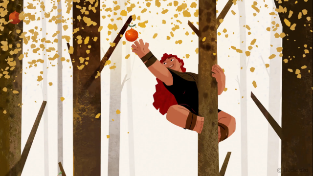 Naturnes: FirstFamily animated commercial by Studio AKA   STASH MAGAZINE
