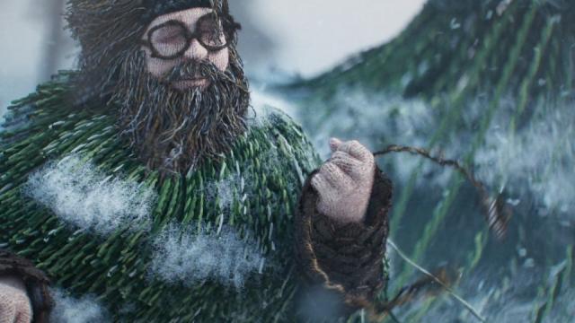 "History Channel Mountain Men ""Nature's Thread"" broadcast promo | STASH MAGAZINE"
