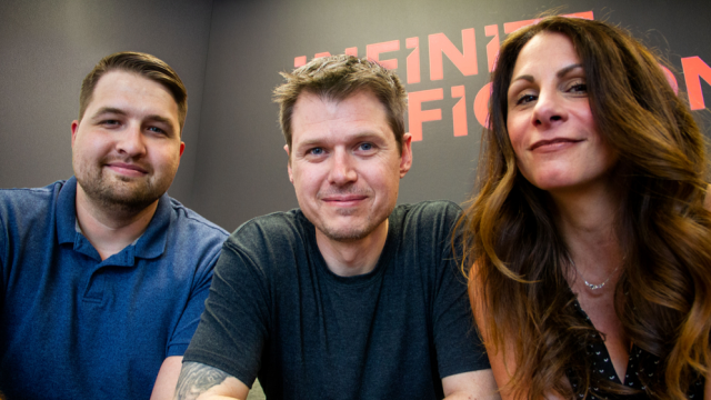 Designer Cody Clack and EP Amy Aitken Join Infinite Fiction