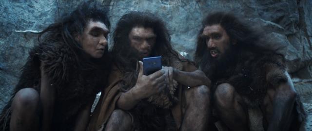 Three Phones are Good TV commercial   STASH MAGAZINE