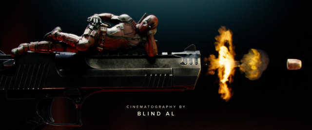 Deadpool 2 main titles John Likens | STASH MAGAZINE