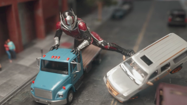 """Ant-Man and the Wasp"" Main-on-End Titles by Elastic"