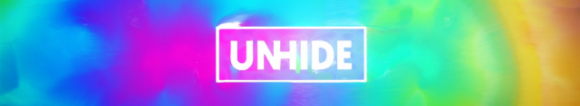 UNHIDE Conference opening titles 2018 Lightfarm | STASH MAGAZINE
