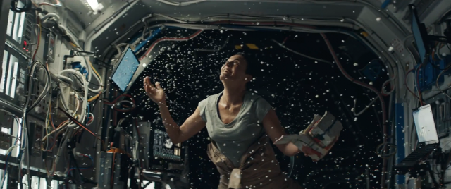 Macy's Space Station commercial | STASH MAGAZINE