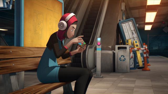 Scrambled CG short film by Polder Animation | STASH MAGAZINE