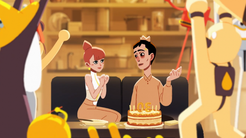 Best Friend animated short film GOBELINS | STASH MAGAZINE