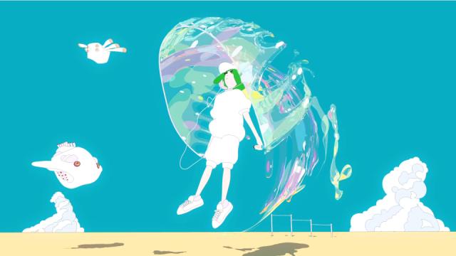 Space Shower TV broadcast ID by Kohei Yoshino | STASH MAGAZINE