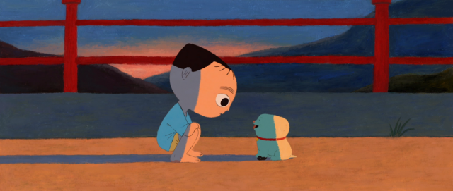 A Gong (Grandpa) short film Gobelins | STASH MAGAZINE