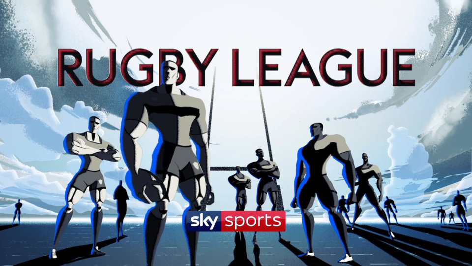 Sky Rugby Titles Territory Studio animation | STASH MAGAZINE