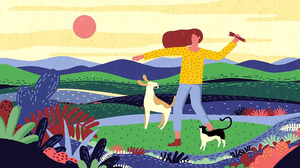 YORA - What's your pet's carbon pawprint? Yukai Du Bliink | STASH MAGAZINE