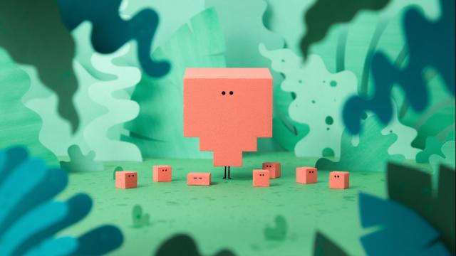 Island short animated film Robert Löbel & Max Mörtl   STASH MAGAZINE
