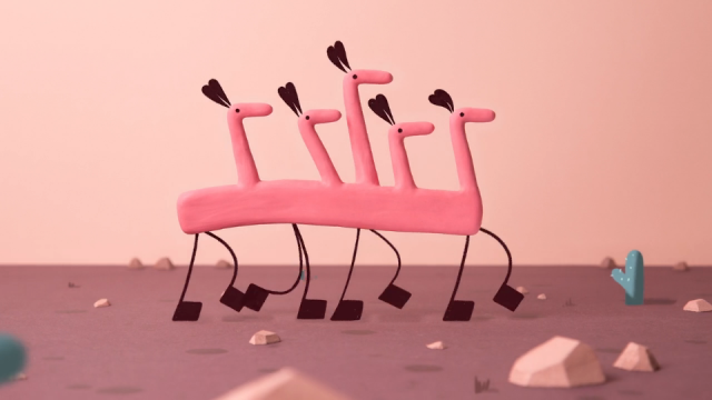 Island short animated film Robert Löbel & Max Mörtl | STASH MAGAZINE