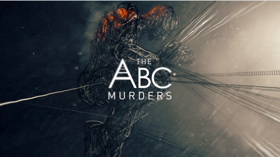 THE ABC MURDERS Opening Titles BBC Huge Designs | STASH MAGAZINE