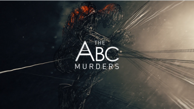 THE ABC MURDERS Opening Titles BBC Huge Designs | STASH MAGAZINE