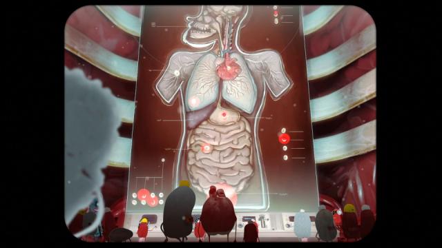 The Brave Heart animated short film by Luca & Sinem Blinkink   STASH MAGAZINE