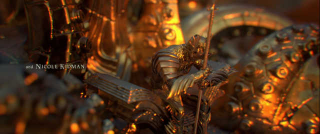 Aquaman Main on End Titles by Filmograph   STASH MAGAZINE