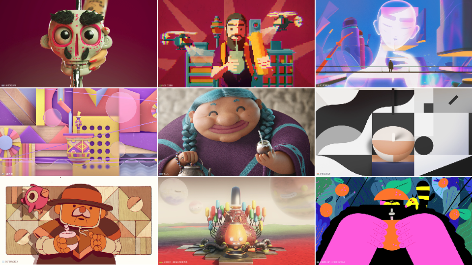 Mate? animated short film by Buda | STASH MAGAZINE