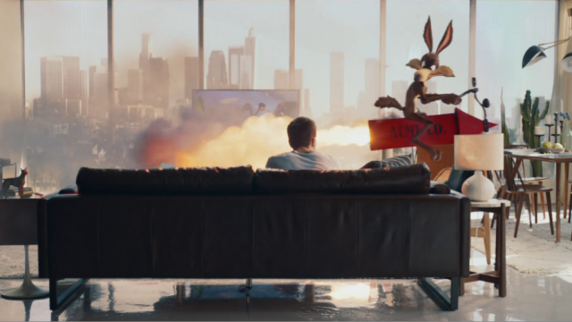 Looney Tunes, Lassie, and Ludacris for Mercedes-Benz