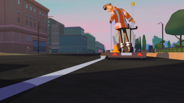 Bird The Line Painter animated brand film by Not To Scale   STASH MAGAZINE