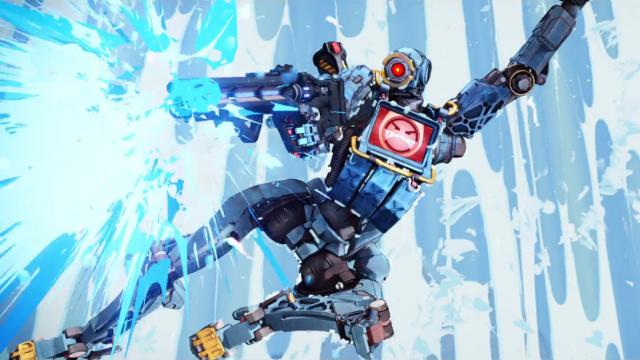 Apex Legends Voidwalker Short Animated Film Tees up