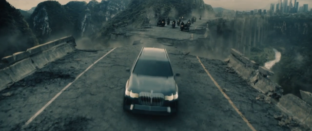 BMW X7 Legend commercial by Dante Ariola and MPC  | STASH MAGAZINE
