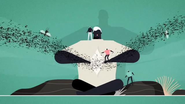 NPR Invisibilia The Locust Mystery by Francesca Cattaneo | STASH MAGAZINE