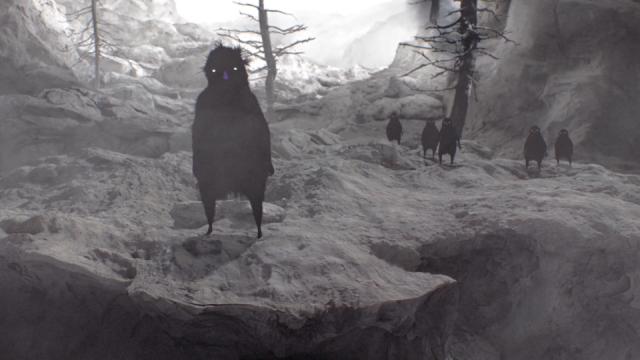 Sog animated short film by Jonatan Schwenk | STASH MAGAZINE