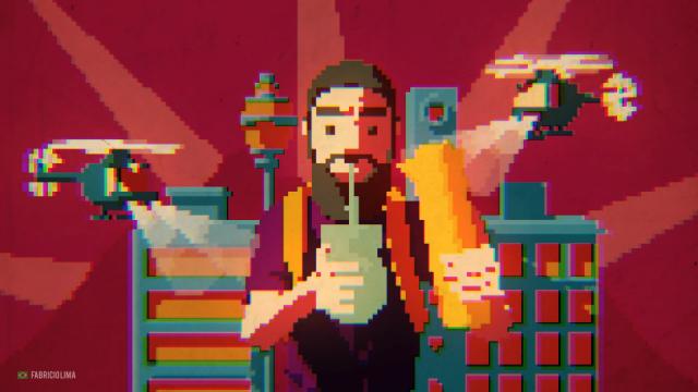 Mate? animated short film by Buda   STASH MAGAZINE