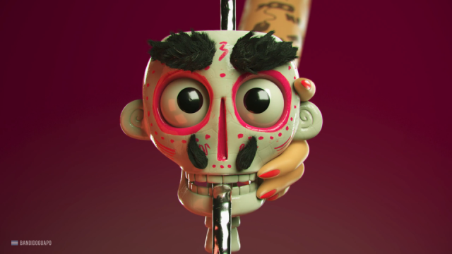 Mate? animated short film by Buda | STASH MAGAZINE