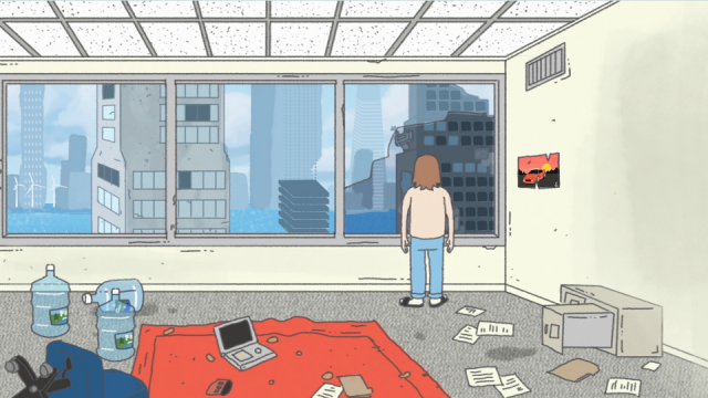 Wet City animated short film Adult Swim | STASH MAGAZINE