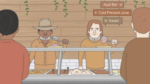 Wet City animated short film Adult Swim   STASH MAGAZINE