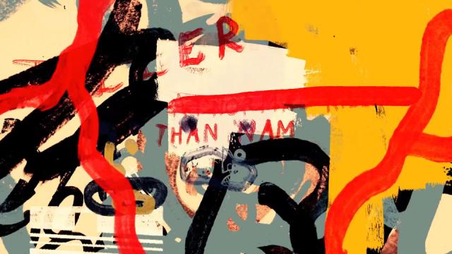 88 Basquiat at the Barbican by Ruffmercy   STASH MAGAZINE