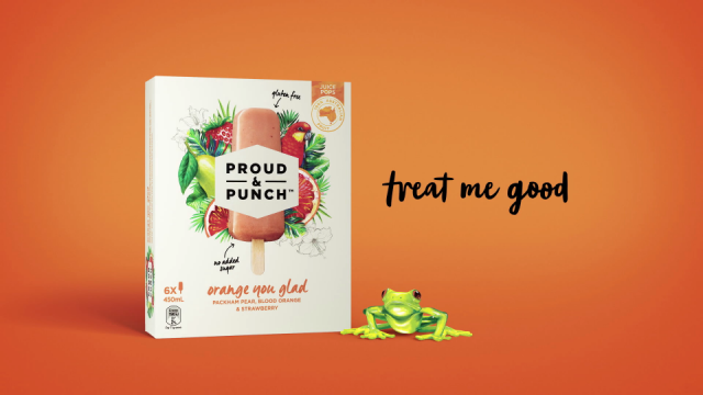 'Treat Me Good' Proud & Punch animated spots by Mighty Nice | STASH MAGAZINE
