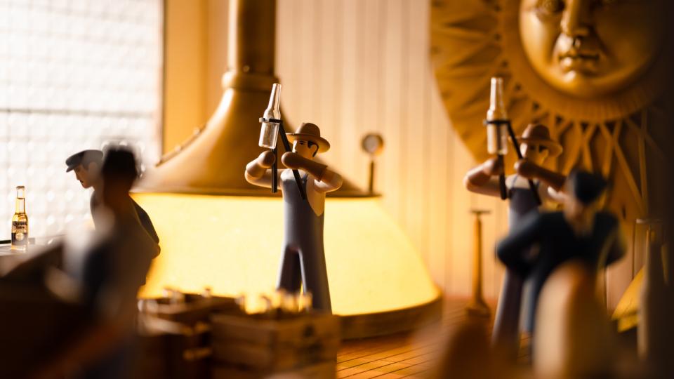Corona The History of 'La Cerveza Más Fina' by Nexus Studios   STASH MAGAZINE