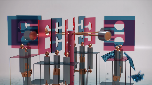 Editors Barricades MUSIC VIDEO BY Hi-Sim | STASH MAGAZINE
