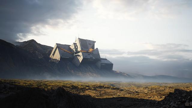 Rebirth: Introducing photorealism in UE4 short film by Quixel | STASH MAGAZINE