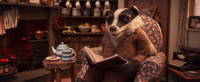 The Wind in the Willows  Official Trailer Wildlife Trusts by ROWDY | STASH MAGAZINE