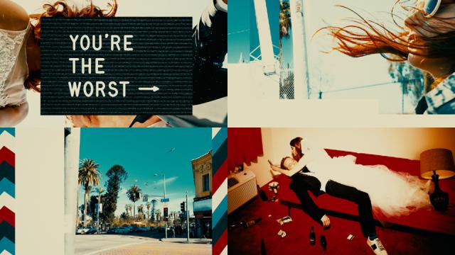 FXX - You're the Worst Season 5 by Impactist | STASH MAGAZINE