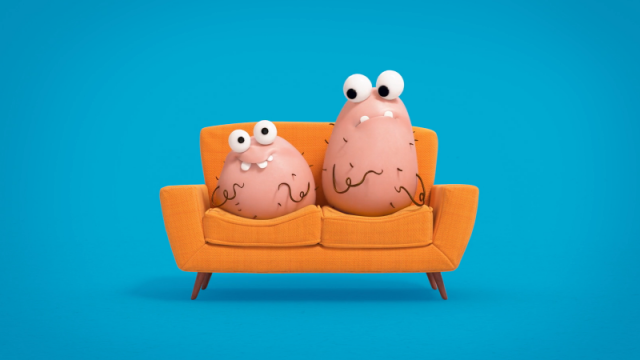 Nad and Tad by Aardman Nathan Love | STASH MAGAZINE