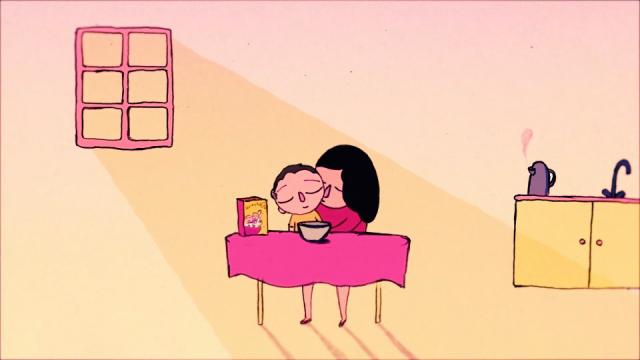 Sweetie O's animated short film by Tobias Rud | STASH MAGAZINE