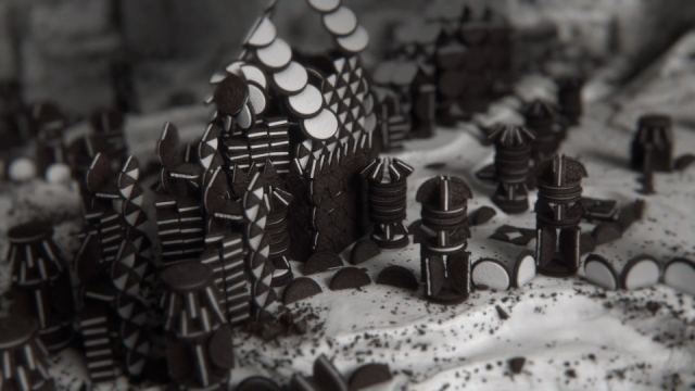 "Behind Elastic's ""Game of Thrones"" Oreo Remake"