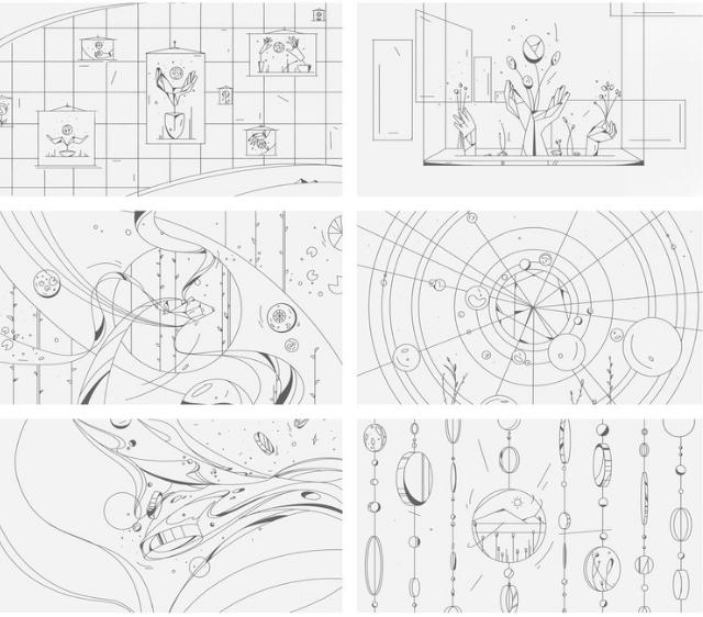Dream animated short film by Sofie Lee| STASH MAGAZINE