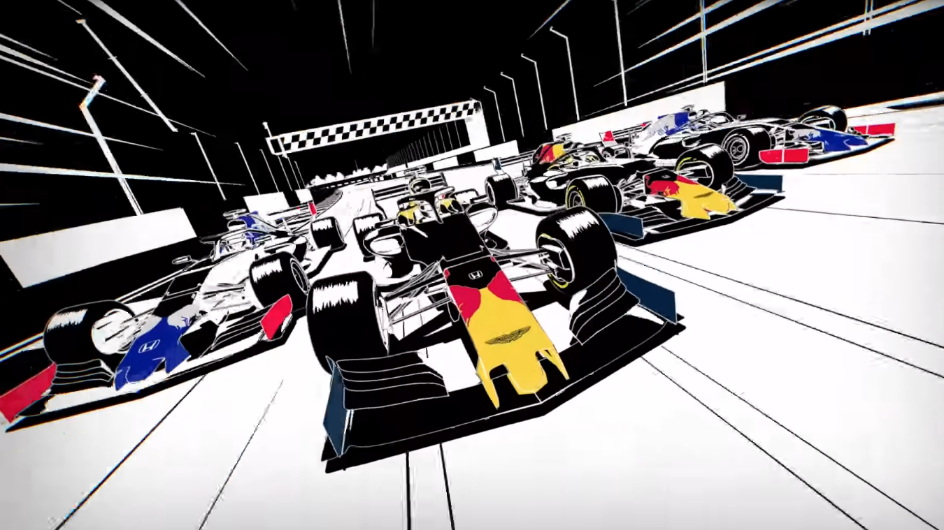 Powered By Honda   Honda Racing F1 by Mainframe   STASH MAGAZINE