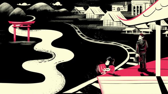 Boatas.org  The Story of Tsutomu Yamaguchi by Leo Drigo   STASH MAGAZINE
