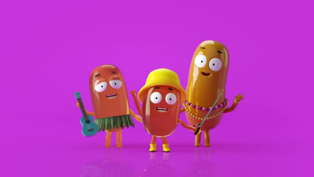 Healthspan animated TV ad by Job, Joris & Marieke | STASH MAGAZINE