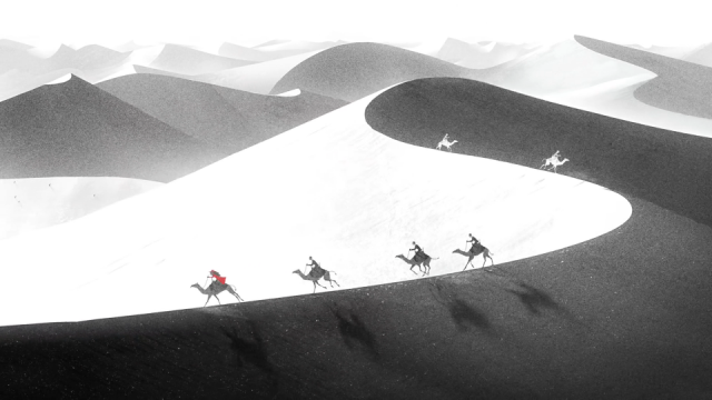 Netflix Carmen Sandiego Opening Titles by Chromosphere   STASH MAGAZINE