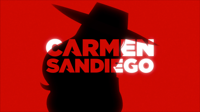 Netflix Carmen Sandiego Opening Titles by Chromosphere | STASH MAGAZINE