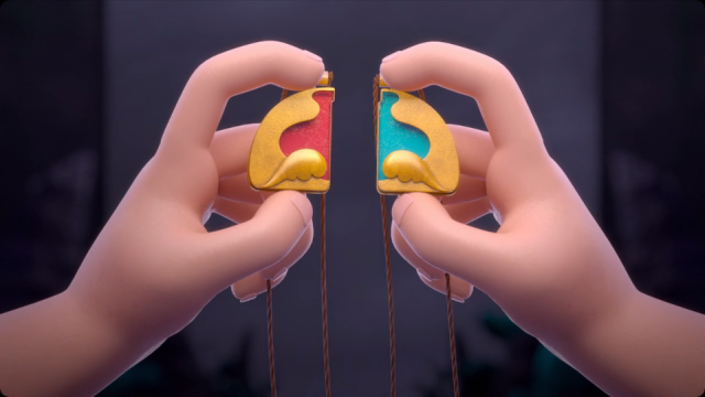 Twin Islands animated short film by Supinfocom students   STASH MAGAZINE