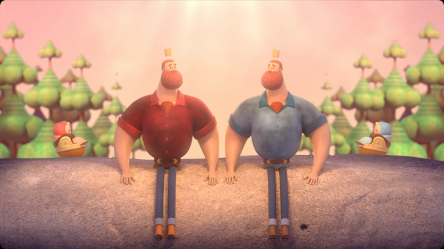Twin Islands animated short film by Supinfocom students | STASH MAGAZINE
